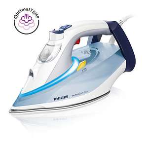 PerfectCare Azur Steam Iron GC4910/10 - £26.99 with Free Delivery @ Philips - Sign Up To Newsletter Promotional Code Gives 25% Off Any Purchase At Philips