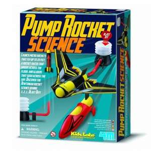 Additional 20-30% off Science based toys From £7 @ Memorybits