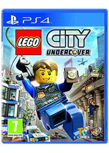[Half-term Sale] LEGO City Undercover (PS4) £16.85 / Titanfall 2 Chat Headset £6.85 / Little Nightmares Deluxe (PS4/Xbox One) £18.85 (Full list in OP) @ Base