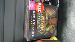 World of Warcraft Trivial Pursuit £5.00 @ Game instore Chorley