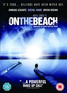 On the Beach (DVD) Nevil Shute  Australian Version £6 delivered @webuy.com
