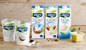 ALPRO (3×1L) COMBO OFFER £3.00 @ TESCO