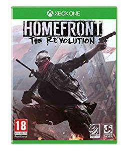 Homefront The Revolution + DLC Pack (Xbox One & PS4) £4.85 Delivered @ Shopto