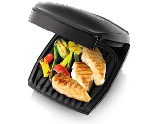 George foreman 4 portion family grill £17.99  - Watt Brothers