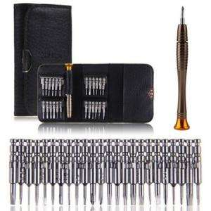 DANIU 25-in-1 Multi-purpose Precision Screwdriver Wallet Set £2.33 Del @ BangGood