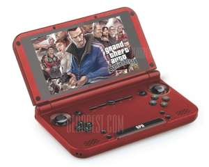 Gpd XD Handheld Game Console 64GB (5 inch RK3288 Quad Core 600MHz Android 4.4 IPS Screen 2GB RAM 64GB ROM HDMI​)  WINE RED £129.90 Delivered @ Gearbest