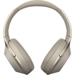 Sony WH-1000XM2 Wireless Noise Cancelling Headphones - Gold £275.99 - eGlobal Central
