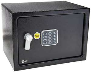 Yale Locks YVSM Medium Value Safe - £66.65 now £32.79 @ Amazon - Prime Exclusive