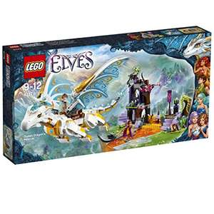 Lego Elves Queen Dragon's rescue building set £35.61 @ Amazon
