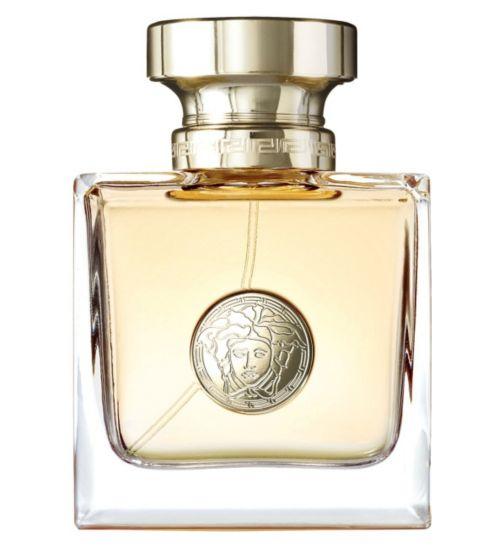 Versace pour femme eau de parfum 50ml was £56 now £22 for 1 but buy 2 for £32.80 at Boots