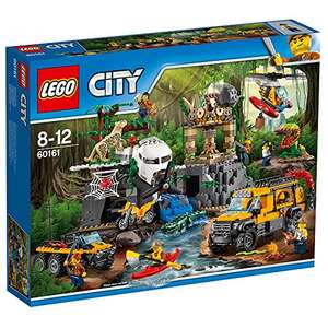 Lego 60161 Jungle Exploration Site £54.99 Del @ Amazon