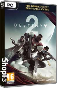 Destiny 2 PC £39.85 Del @ ShopTo