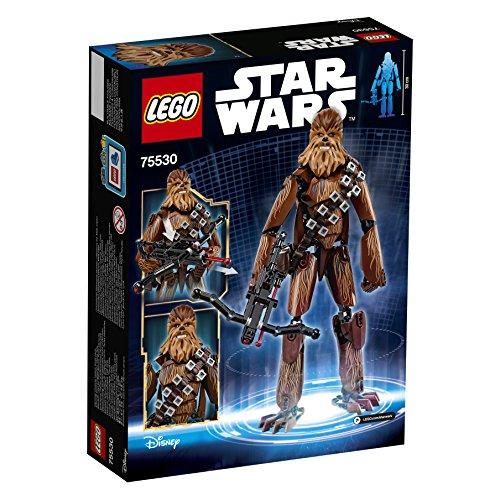LEGO Star Wars 75530 Buildable Chewbacca £14.53 @ Amazon (Prime / £19.28 non Prime)