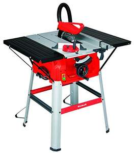 Einhell TC-TS 2025/1 U Table Saw with 5000 rpm Underframe - Red at Amazon for £90.55 (claim voucher)