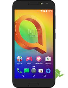 Alcatel A3 (With £50 cashback) - £89.99 (£79.99 + £10 top-up) @ Carphone Warehouse