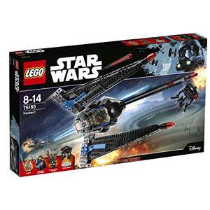 Lego Star Wars 75185 Tracker 1 £45.05 delivered @ Amazon