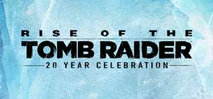 Rise of the Tomb Raider: 20 Year Celebration Halloween Sale on Steam PC