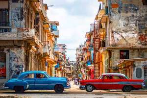 London to Havana, Cuba- £660 (Based on 2) £330 return pp Jan 8th - 22nd Jan 2018 (flights with Virgin Atlantic) @ SkyScanner