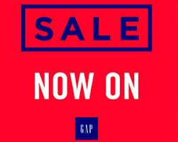 extra 30% off sale items using code at GAP