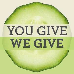 Ocado You Give, We Give - Double your donation to food banks