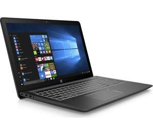 "Ex Display HP Pavilion Power 15-cb060sa 15.6"" Gaming Laptop with Latest 7th Generation Intel® Core™ i5-7300HQ 8GB 1TB HDD GeForce GTX 1050 15.6"" FHD Windows 10 - Black at SVP for £599.99"
