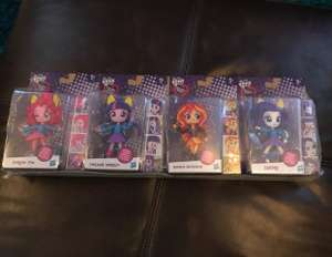 My little pony mini equestria girls - Sainsburys for £12.80