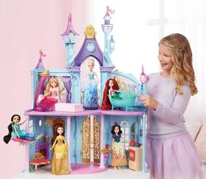 Disney Princess Royal Dreams Castle now ONLY £24.99 @ Argos