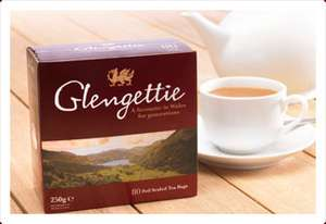 Glengettie teabags 80 for £1 at Morrisons Cwmbran