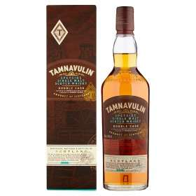 Tamnavulin Speyside Single Malt Scotch Whisky 70cl  £20.00  Asda