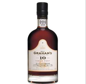 Grahams 10 Year Tawny Port 75Cl £13.50 from Tesco and Amazon