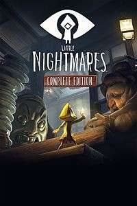 Little Nightmares: Complete Edition PC £14.99 @ CDKeys