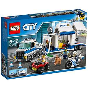 Lego City Police Mobile Command Centre £20.35 Amazon