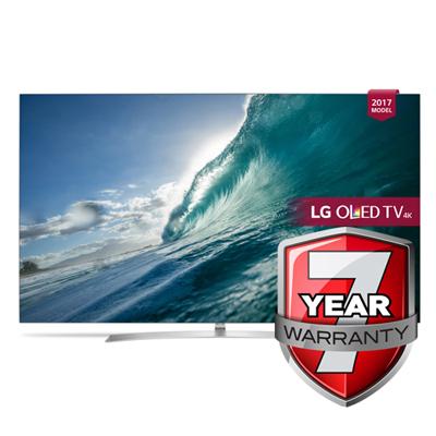 LG OLED 4k TV model number OLED65B7V price down again £2595 @ TPS