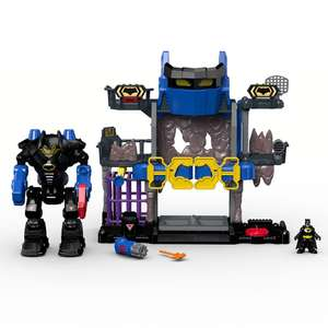 Imaginext DC Super Friends Robo Batcave Playset - £29.98 @ Toys R Us (C&C or free del over £30)