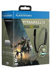 PDP Officially Licensed Titanfall 2 Chat Headset (PS4) - £6.85 @ Base
