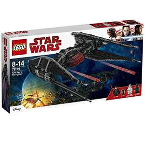 Lego Star Wars 75179 Kylo Ren's Tie Fighter £53.77 delivered @ Amazon and other SW Lego reductions
