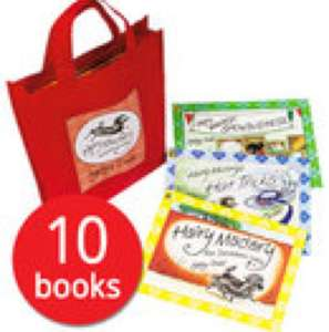 Hairy Maclary 10 book collection £11.99 from the BookPeople (plus £2.95 del) or free delivery on orders over £25 plus £5 off a £30 spend or £8 off a £40 spend