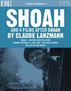 Shoah & 4 Films After Shoah _ Blu-ray Edition - £25 @ Amazon