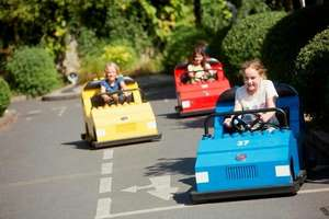 Two days at Legoland and Hotel Stay - £49pp for 2018 stays