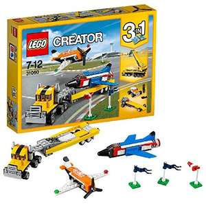 Lego Airshow Aces at Amazon for £12.35 (Prime or £14.94 non Prime)
