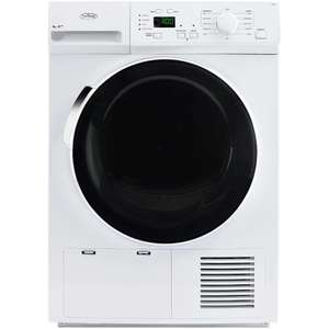 Belling FHD800 heat pump tumble dryer at Marks Electrical for £404.01