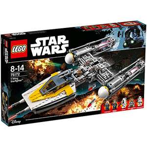 LEGO 75172 Y-wing Starfighter £37.79 on Amazon