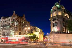3* or 4* London Stay & Choice of 4 West End Theatre Shows at Wowcher for £89pp based on 2 sharing £188