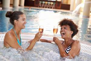 Bannatyne's 'Time Out' Spa Day, 2 Treatments & Afternoon Tea for 2 at Wowcher for £99