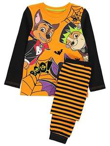 Halloween Paw Patrol Pyjamas now just £5 @ Asda