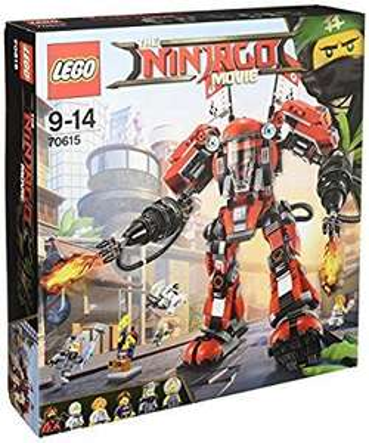 Ninjago Movie Fire Mech LEGO at Amazon for £42.85