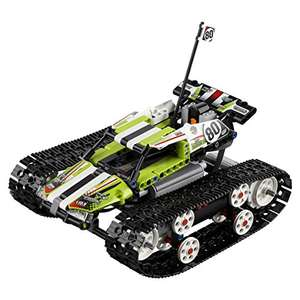 Lego technic tracked racer at Amazon for £48.69