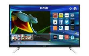 Luxor 49 inch 4k uhd tv also potential £50 cash back at Very for £329