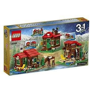 LEGO Creator 31048 Lakeside Lodge Set - £11.63 prime / £16.38 non prime @ Amazon