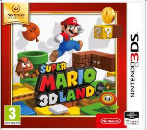 Super Mario 3D Land for Nintendo 3DS at Argos for £13.99